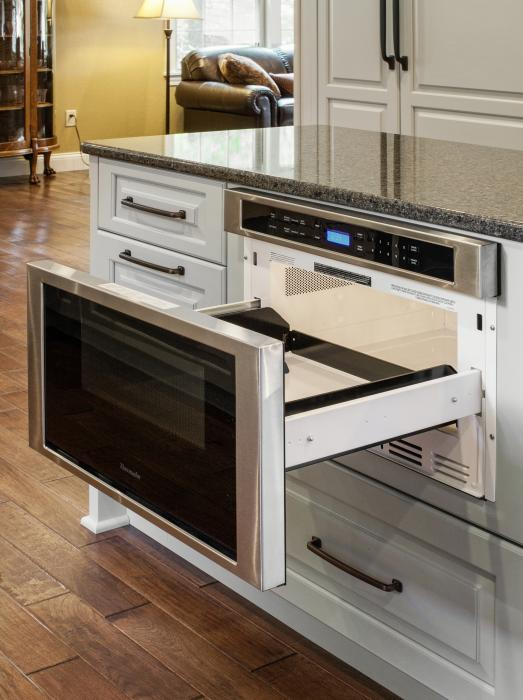 Wesson Builders Project Image - Kitchen Accessories