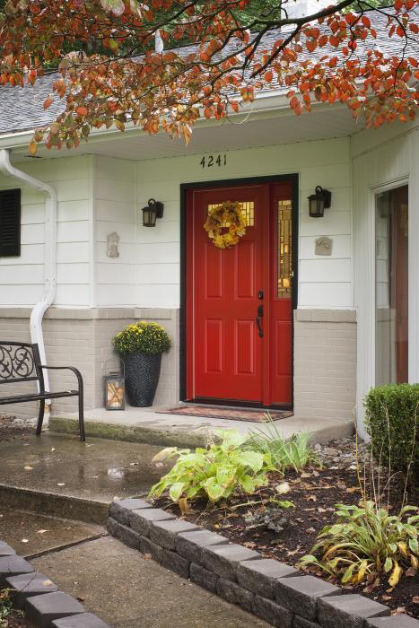 Wesson Builders Project Image - Front Door Replacement