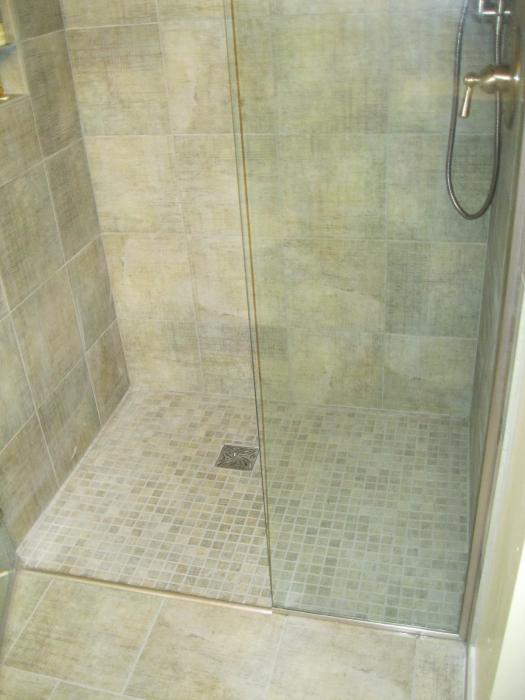 Wesson Builders Project Image - Barrier Free Bathroom
