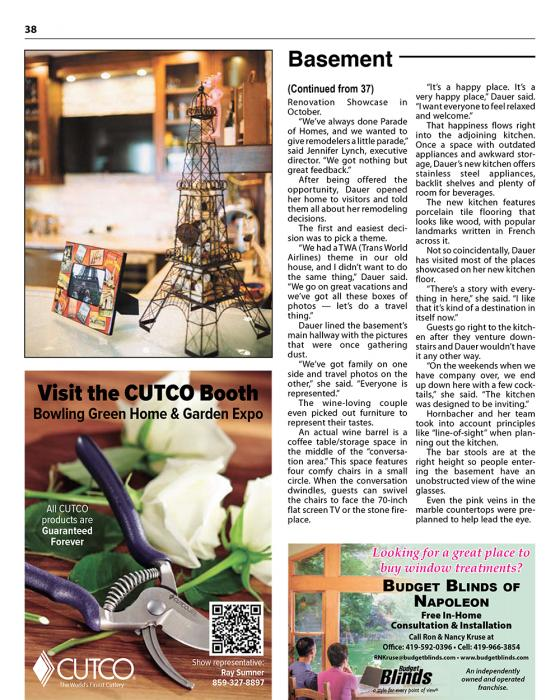 Wesson Builders Project Image - Sentinel-Tribune Home & Garden Spring 2014