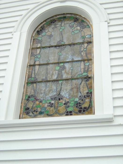 Wesson Builders Project Image - Stained Glass Window