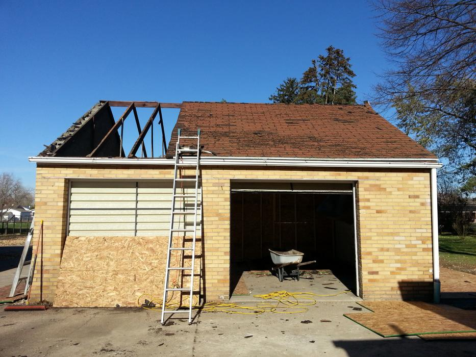 Wesson Builders Project Image - Unlimited Storage Garage